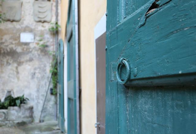 Innenhof Tag der offenen Höfe in Florenz