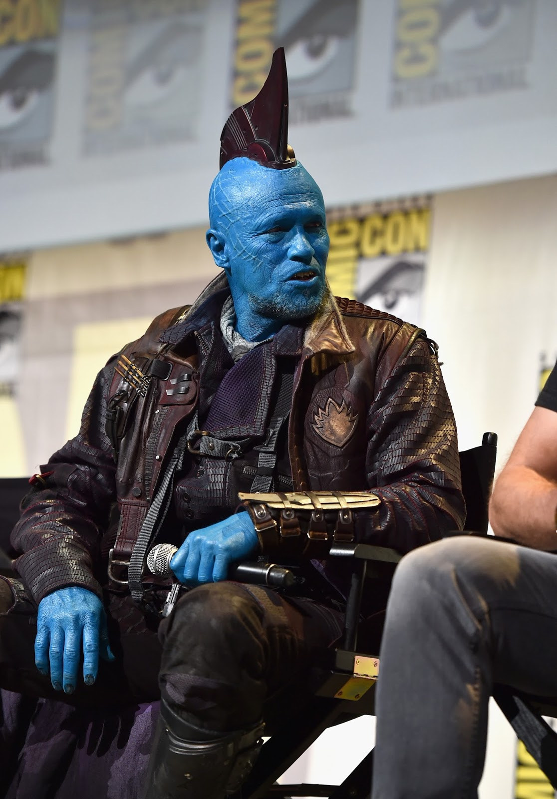 Guardians Of The Galaxy Vol 2 Photos Yondu And The