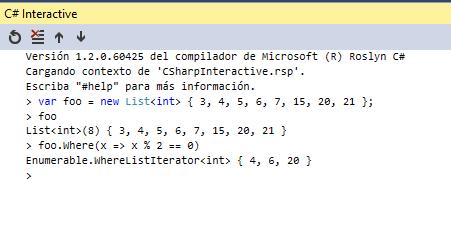 Editando y ejecutando código