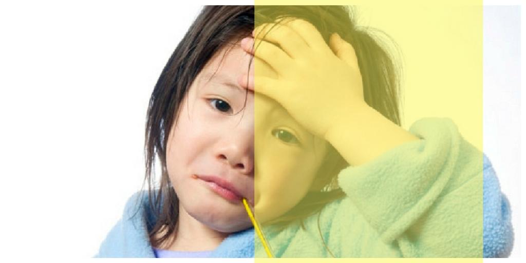 bahaya sakit tipus pada anak