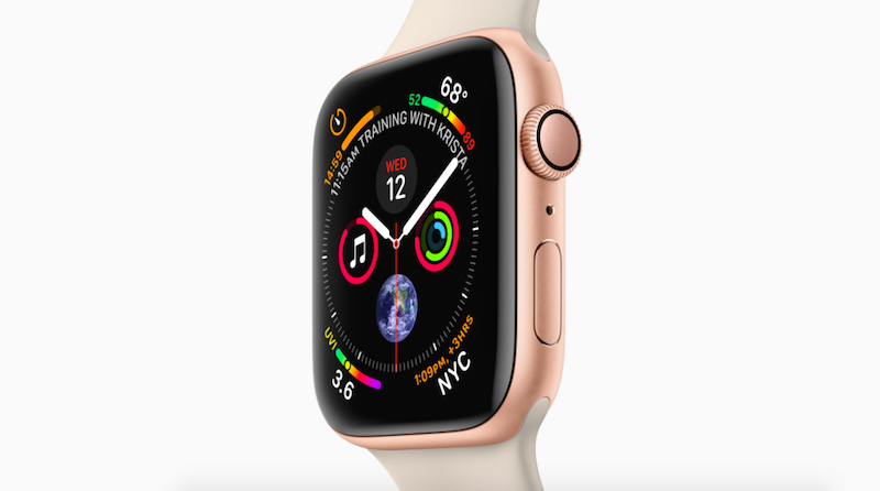 Apple Watch Series 4, now official