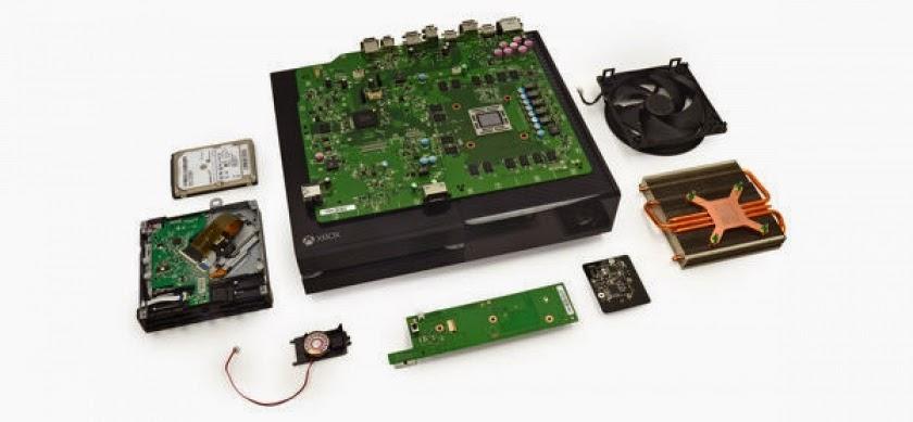 Novo processador do Xbox One, menor e mais barato