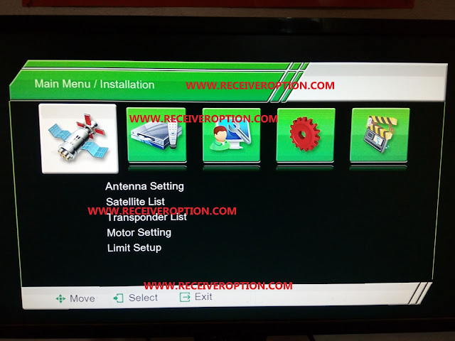 MULTI MEDIA 1506T HD RECEIVERS NEW SOFTWARE WITH GREEN MENU