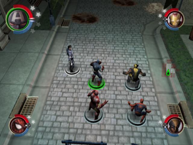 Marvel Ultimate Alliance 2 screenshot 2
