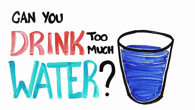 ज्यादा पानी पीना बन सकता है मौत का कारण!! कब क्यों, कैसे और कितना पानी पिए?