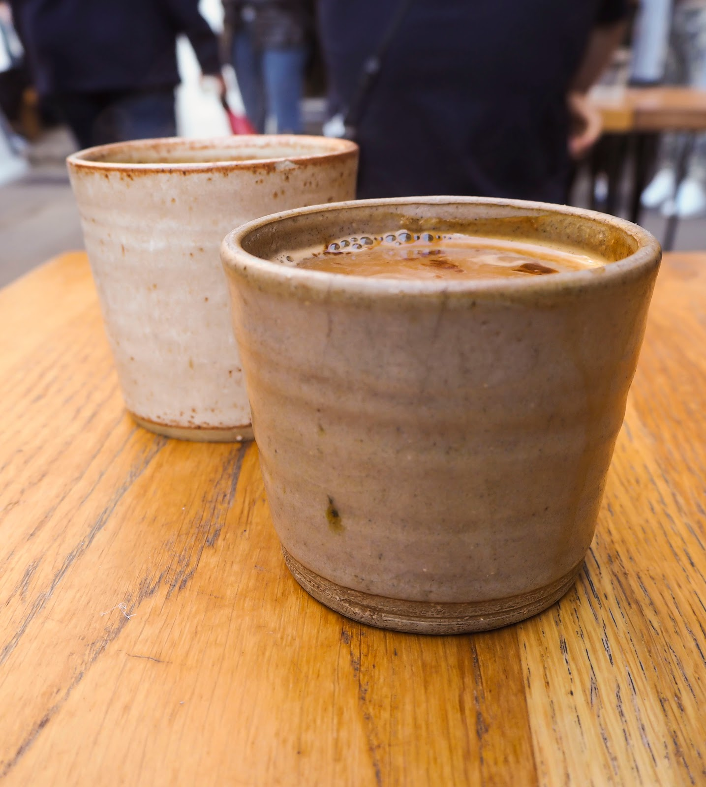 Coffee at 26 Grains, Covent Garden