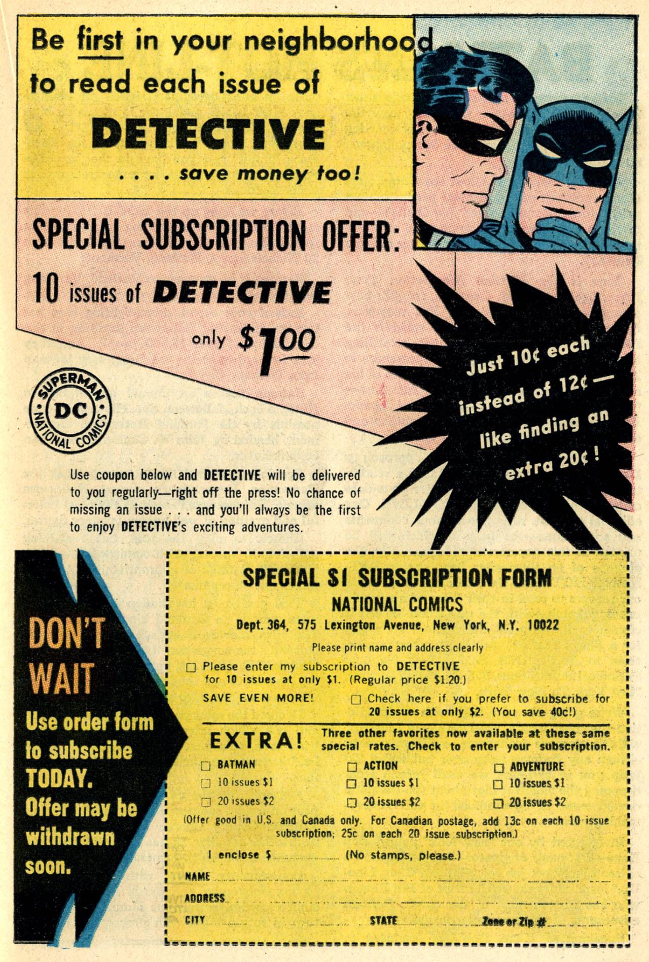 Detective Comics (1937) 327 Page 20
