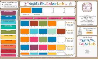 How I Choose Colors - My Creative Ink Website