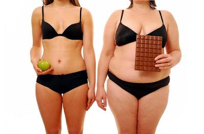 diet sehat, berat badan, lingkar pinggang