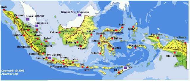 03/08/2021· peta indonesia ukuran a4 : Cara Membuat Peta Indonesia Di Karton Nasi