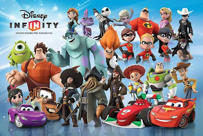 Disney Infinity 1.0 Gold Edition-PLAZA