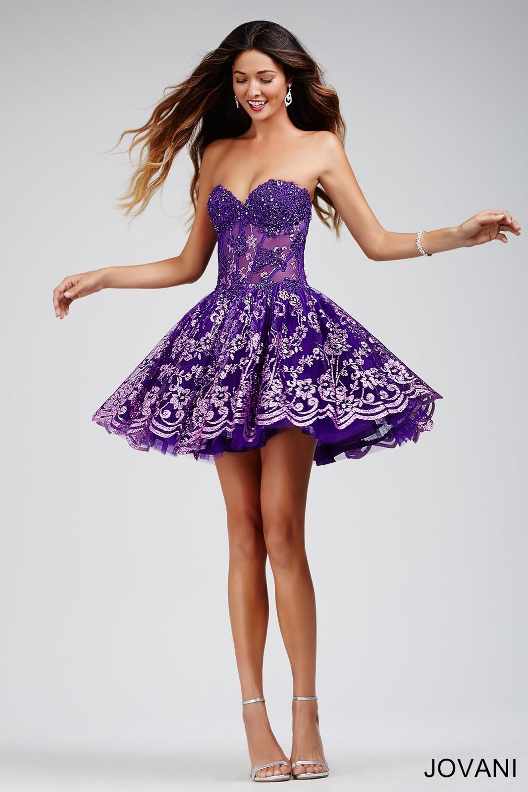 Ideas de vestidos de fiesta para adolescentes | Vestidos | Moda 2018 ...