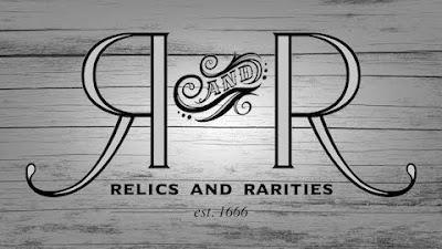 Alpha's Relics and Rarities