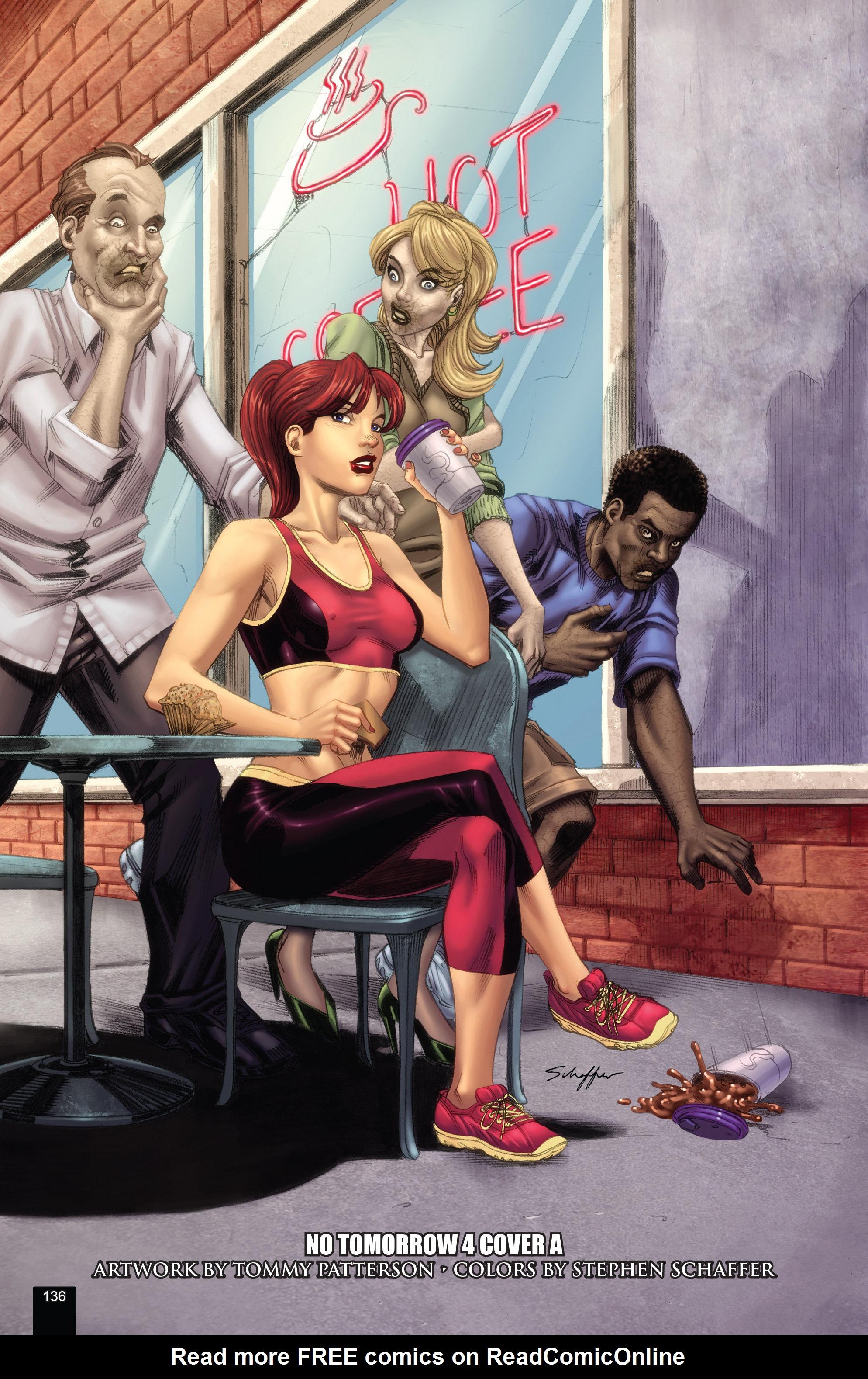Read online Grimm Fairy Tales presents No Tomorrow comic -  Issue # TPB - 126