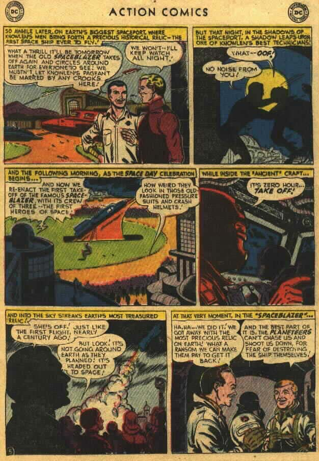 Read online Action Comics (1938) comic -  Issue #184 - 29
