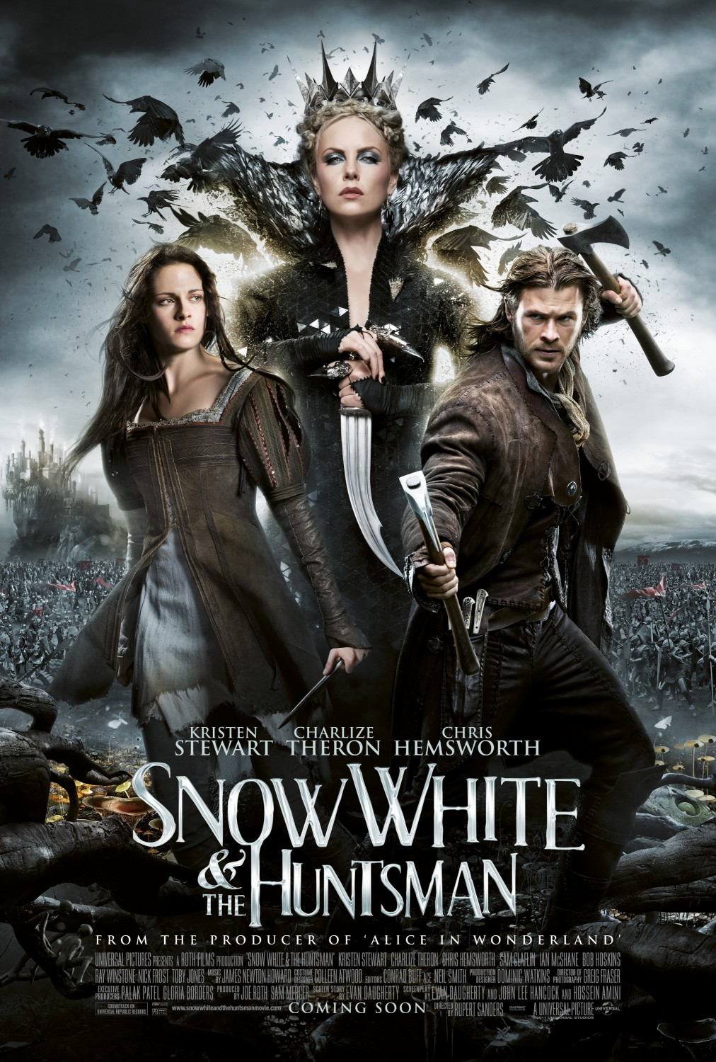 Nonton Film Snow White and the Huntsman (2012)