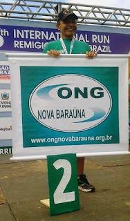 ONG Nova Baraúna comemora 13 anos com eventos neste final de semana