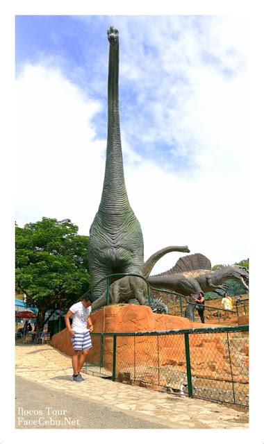 Baluarte Zoo in Ilocos