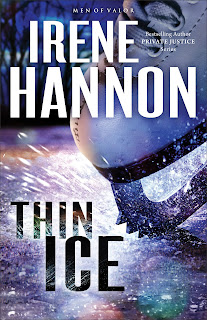 'THIN ICE,' BY IRENE HANNON. A former Delta Soldier must re-adjust to life as an FBI agent working on a missing person case. Text © Rissi JC