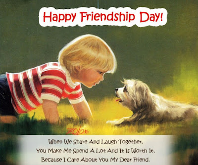 Friendship Day SMS In English