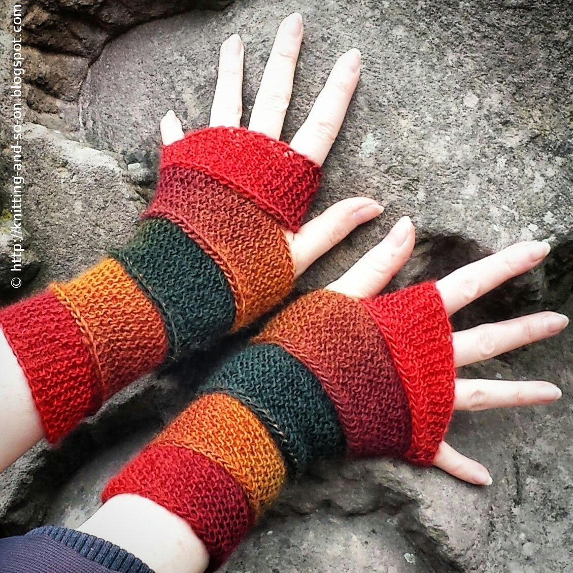 Helix Mitts