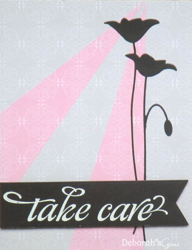 Take Care - photo by Deborah Frings - Deborah's Gems