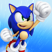 Sonic Jump Fever v1.6.1 Apk MOD [Gold,Red Rings]