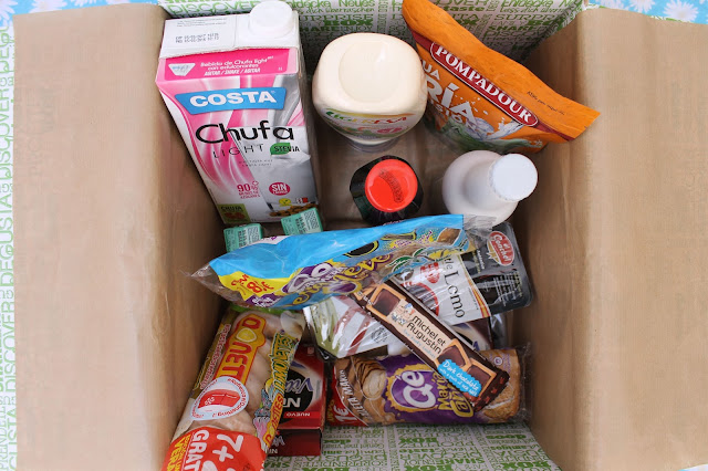 Caja degustabox Summer time