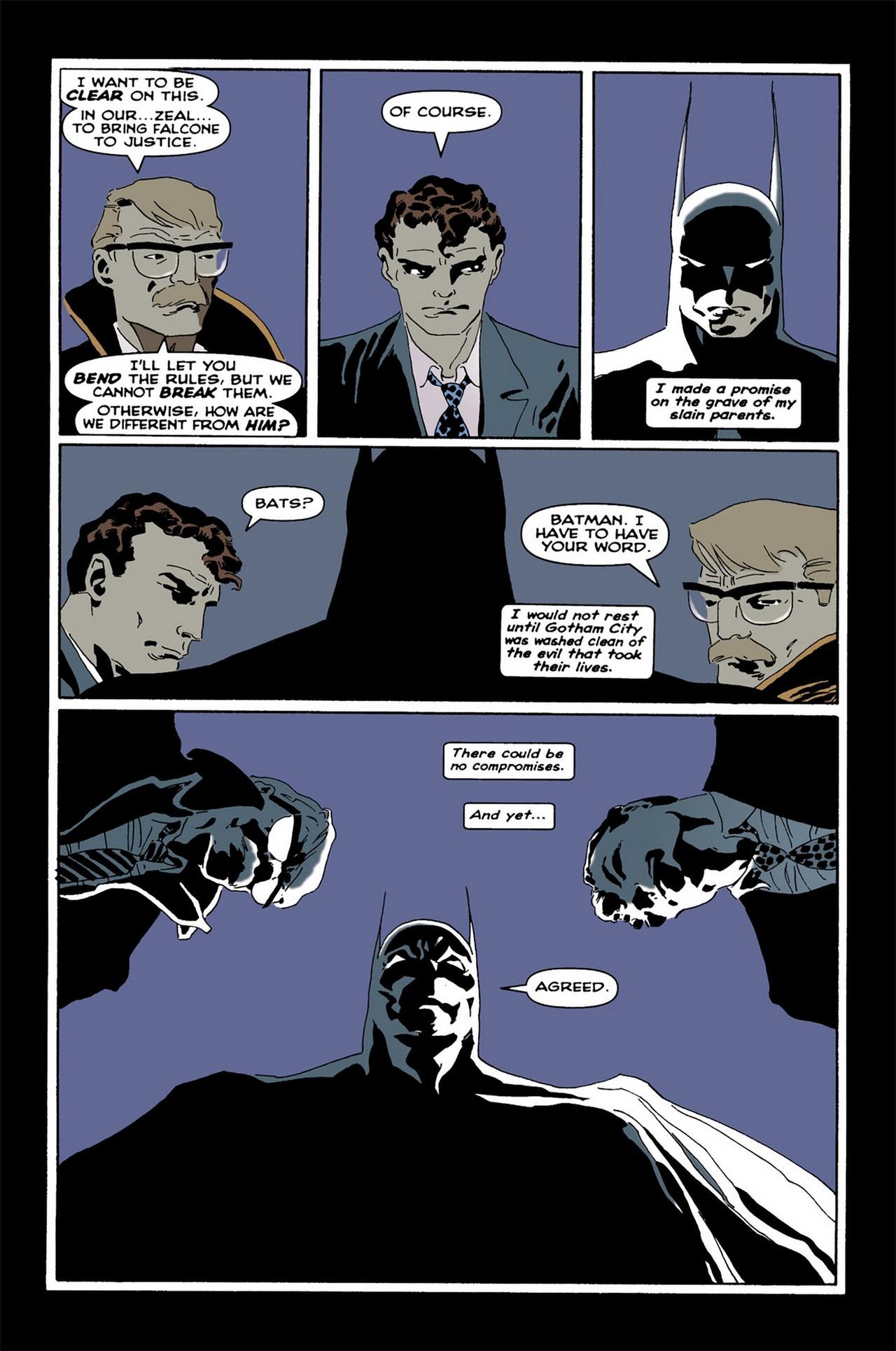 Psychology of Bruce Wayne RCO027