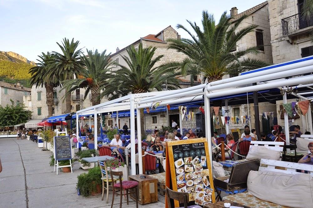 Chorwacja, Croatia, Komiża, podróż z dzieckiem, podróże, Vis, jedzenie