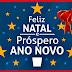 Presidente da Câmara de Nova Olinda, Biu de Ramos deixa homenagem de Natal