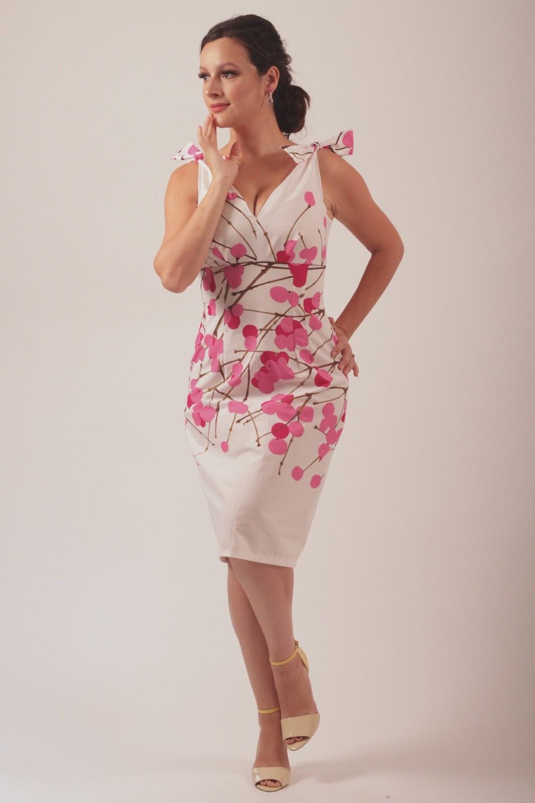 Julia Bobbin Marimekko Dress