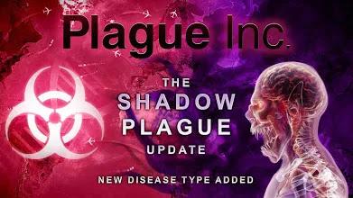لعبة شركة الطاعون Plague Inc