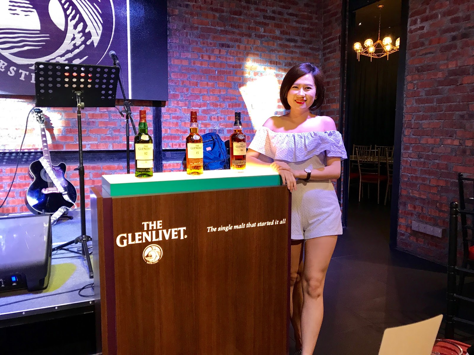 [Food Review] The Glenlivet Whisky Tasting And Food Pairing @ Nicsmann 1940s By Lewré, The Starling Mall