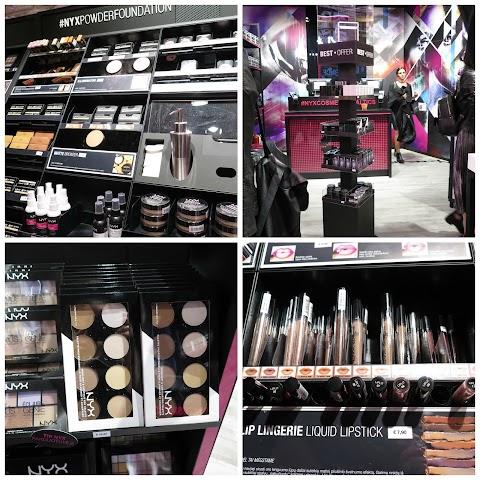 #NYX pirmoji parduotuvė pabaltyje!