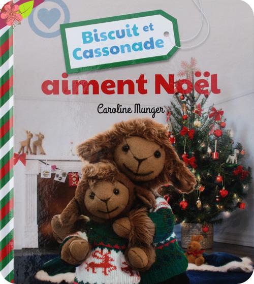 Biscuit et Cassonade aiment Noël de Caroline Munger - les Éditions de la Bagnole