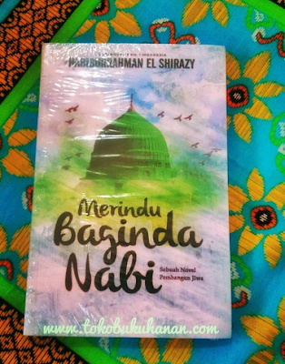 Buku Merindu Baginda Nabi karya Habiburrahman El Shirazy