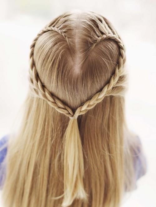 Encantador peinados para bautizo Imagen de cortes de pelo estilo - Imagenes de peinados de bautizo - Imagui