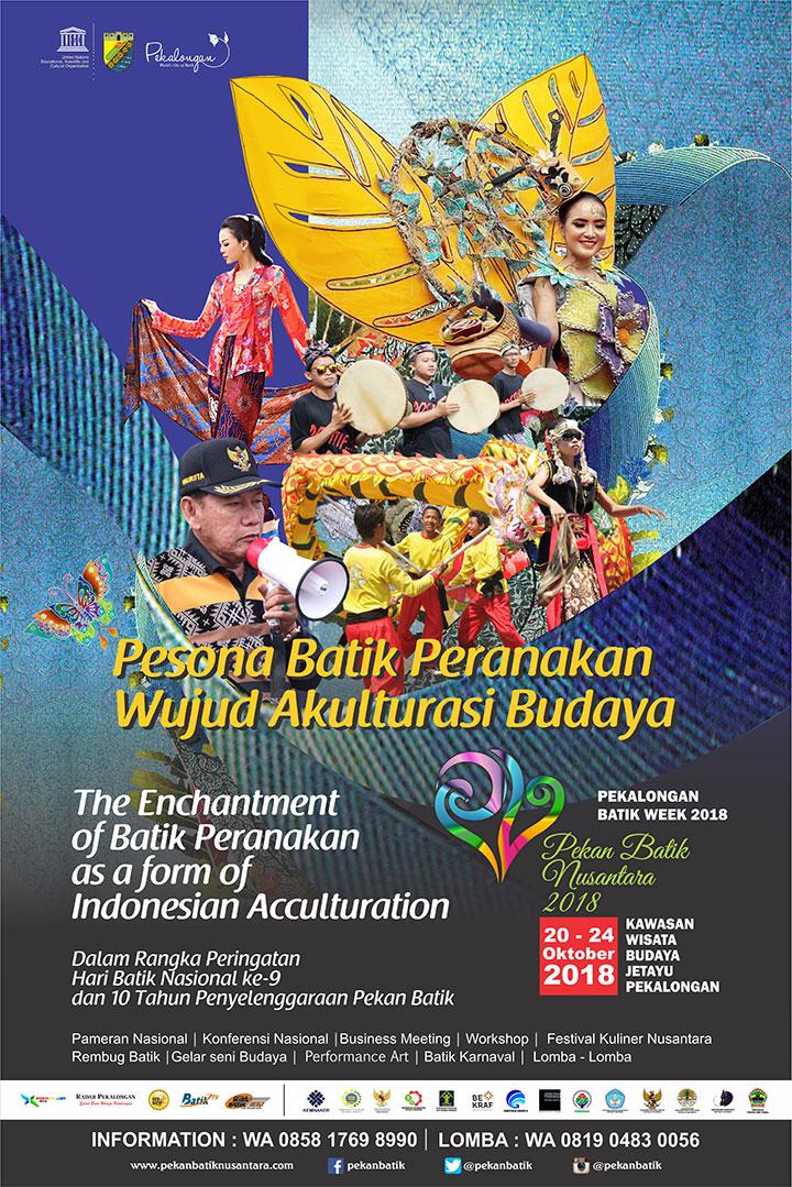 Pekan Batik Nusantara 2018