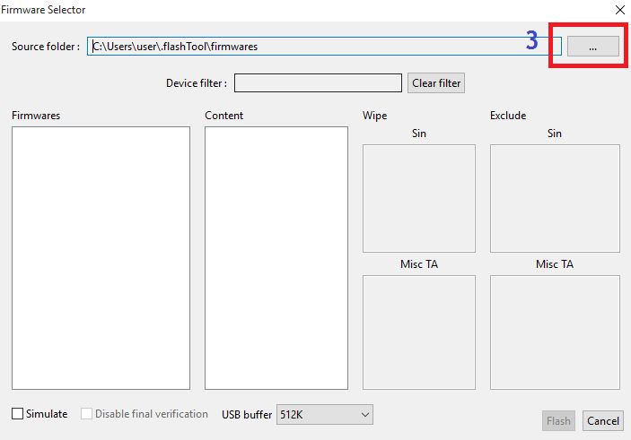 How To Unbrick Or Flash Sony D2212 Or Xperia E3 Dual 100