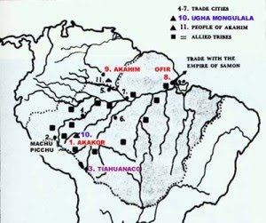 Akakor a Cidade Perdida da Amazonia