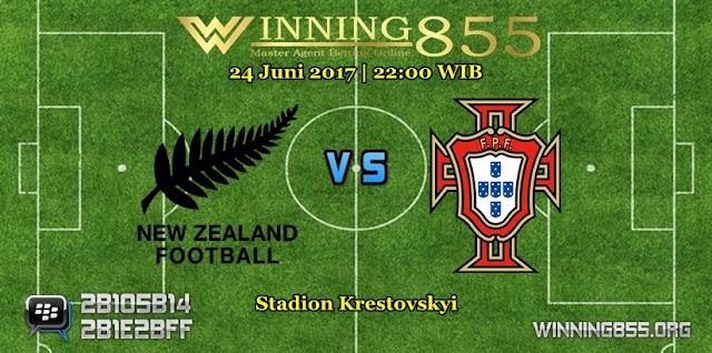 Prediksi Skor Selandia Baru vs Portugal
