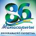 Programação Esportiva do 86° Aniversário de Manacapuru