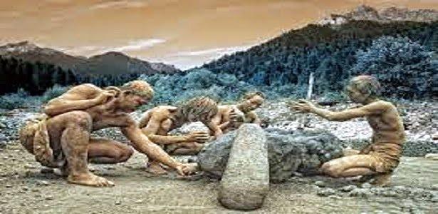 Indonesia mengalami perubahan Zaman batu