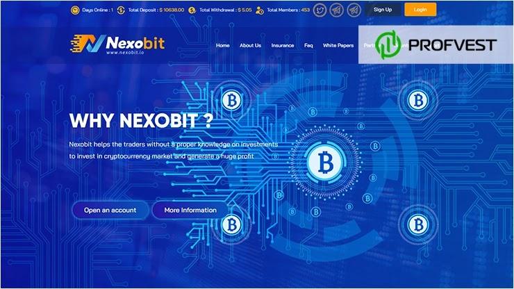 NexoBit обзор и отзывы HYIP-проекта