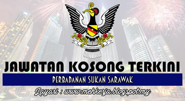 Jawatan Kosong Terkini 2016 di Perbadanan Sukan Sarawak