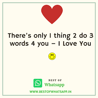 Best Love Whatsapp Status 16