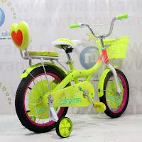 16 golden caramel ctb sepeda anak
