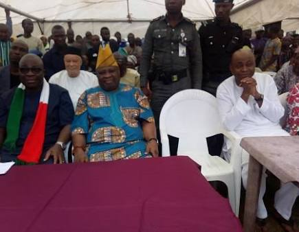 Senator Adeleke Begins Campaign With Billionaire's Backing