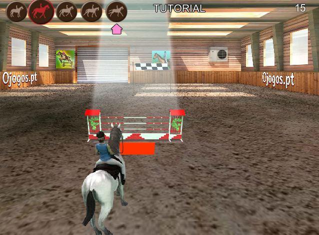 Todos jogos de cavalo